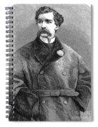 Edward Sothern (1826-1881) Spiral Notebook
