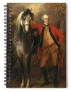 Edward Viscout Ligonier Spiral Notebook