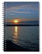 Egg Harbor Spiral Notebook