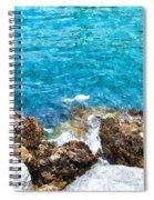 Egret Ewc Spiral Notebook