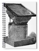 Egypt: Rosetta Stone Spiral Notebook