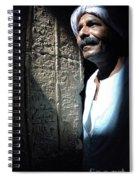 Egyptian Portrait 2 Spiral Notebook