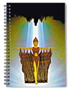 Egyptian Princess Spiral Notebook