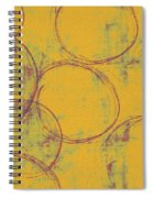 Eight Ensos Spiral Notebook