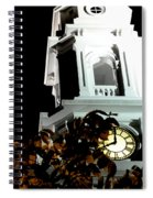 Eight O'clock Eop Spiral Notebook