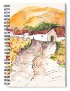 El Alcornocal 01 Spiral Notebook