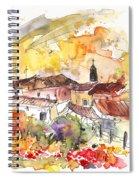 El Alcornocal 06 Spiral Notebook