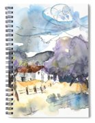 El Alcornocal 07 Spiral Notebook