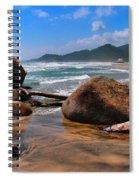 El Camino Spiral Notebook
