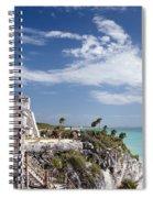 El Castillo Spiral Notebook