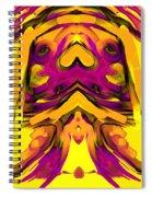 El Nino Spiral Notebook