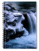 Elbow Falls Spiral Notebook