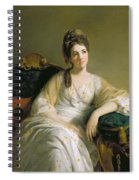 Eleanor Francis Grant - Of Arndilly Spiral Notebook