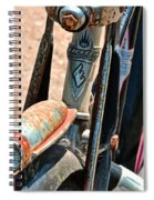 Electra Bicycle II Spiral Notebook