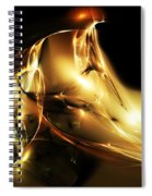 Electric Dreams Spiral Notebook