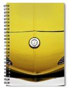 Electric Karmann Spiral Notebook