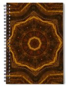 Electric Mandala 6 Spiral Notebook