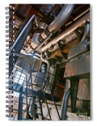 Electric Plant Spiral Notebook