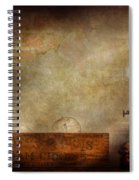 Electrician - Advancements In Lighting  Spiral Notebook