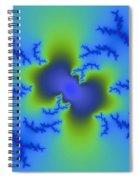 Electrified  Spiral Notebook