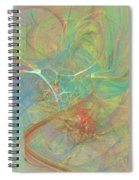 Electrifying Spiral Notebook