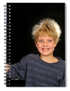 Electrostatic Generator Spiral Notebook