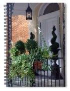 Elegant Entrance Spiral Notebook