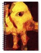 Elephant I Am Spiral Notebook