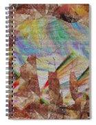 Elephant II Spiral Notebook