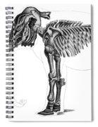 Elephas, Extant Cenozoic Mammal Spiral Notebook