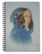Elizabeth Barrett Browning, English Poet Spiral Notebook