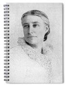 Elizabeth Stuart P. Ward Spiral Notebook