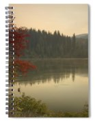 Elk Creek Reservoir Spiral Notebook