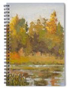 Elk Island 5 Spiral Notebook