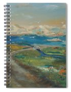 Elkhorn Slough Spiral Notebook