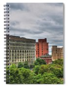 Ellicott Square Building     St. Joseph Cathedral     Prudential Guaranty Building Spiral Notebook