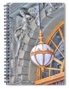 Ellicott Square Building Spiral Notebook