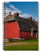 Elusive Spiral Notebook