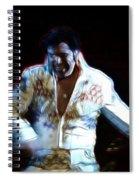 Elvis Is Alive Spiral Notebook