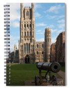 Ely Spiral Notebook