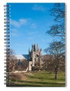 Ely Scenic Spiral Notebook