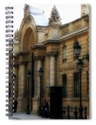 Elysee Palace 1 Spiral Notebook