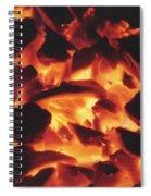 Embers Spiral Notebook