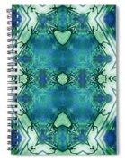 Emblem Of Another Era Spiral Notebook