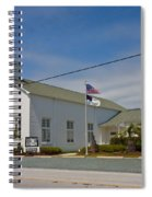 Emma Anderson Memorial Chapel Spiral Notebook