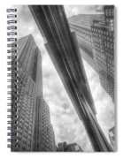 Empire State Reflection Spiral Notebook