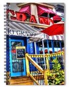 Emporio Grano Spiral Notebook