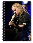Emppu Vuorinen - Nightwish  Spiral Notebook