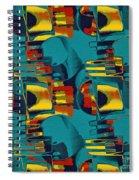 En Formes 02 Spiral Notebook