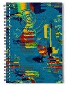 En Formes 03 Spiral Notebook